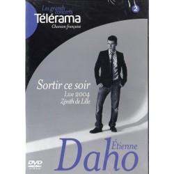 Sortir ce soir (Concert d'Etienne Daho - Live 2004 au Zenith de Lille) - DVD zone 2