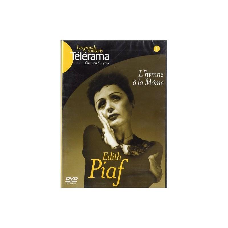 L'hymne à la Môme (Concert d'Edith Piaf) - DVD zone 2