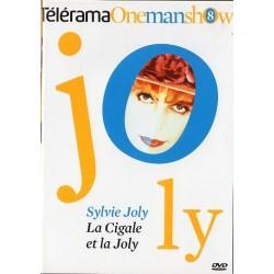 La Cigalo et la Joly (Spectacle de Sylvie Joly) - DVD zone 2