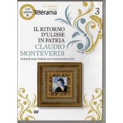 Il Ritorno d'Ulisse in Patria (Opéra de Claudio Monteverdi) - DVD zone 2