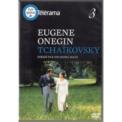 Eugène Onegin (Opéra de Tchaïkovsky) - DVD zone 2