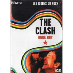 The Clash - Rude Boy (Les Icônes du Rock) - DVD zone 2