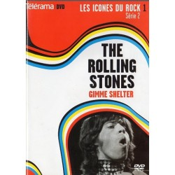 The Rolling Stones - Gimme Shelter (Les Icônes du rock) - DVD zone 2