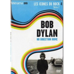 Bob Dylan - No Direction Home (Les Icônes du rock) - Double DVD zone 2