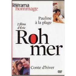 Pauline à la Plage & Conte d'Hiver (Films d'Eric Rohmer) - DVD zone 2
