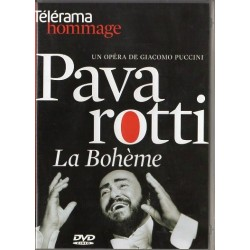 Luciano Pavarotti, La Bohème -  (Opéra de Giacomo Puccini) - DVD zone 2