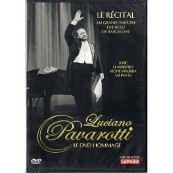 Luciano Pavarotti, Le DVD hommage (Grand Théâtre du Liceu de Barecelone) - DVD zone 2