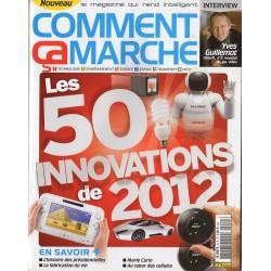 Comment ça marche n° 214 S - Les 50 innovations de 2012
