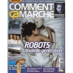 Comment ça marche n° 22 - Robots, nouvelle génération