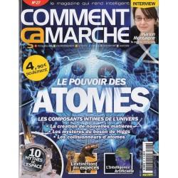Comment ça marche n° 27 - Le pouvoir des Atomes, les composants intimes de l'univers