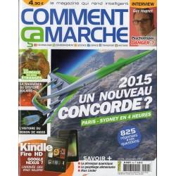 Comment ça marche n° 29 - 2015, un nouveau  Concorde ? Paris Sydney en 4 heures