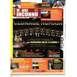 Monde Inconnu n° 365 - Des...
