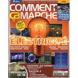 Comment ça marche n° 35 S - Électricité