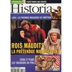 Historia n° 628 - Rois maudits, la prétendue malédiction
