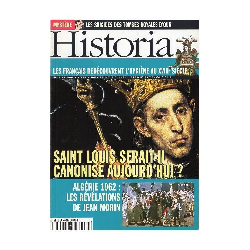 Historia n° 626 - Saint Louis serait-il canonisé aujourd'hui ?