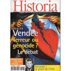 Historia n° 624 - Dossier Vendée : Terreur ou génocide ? le débat