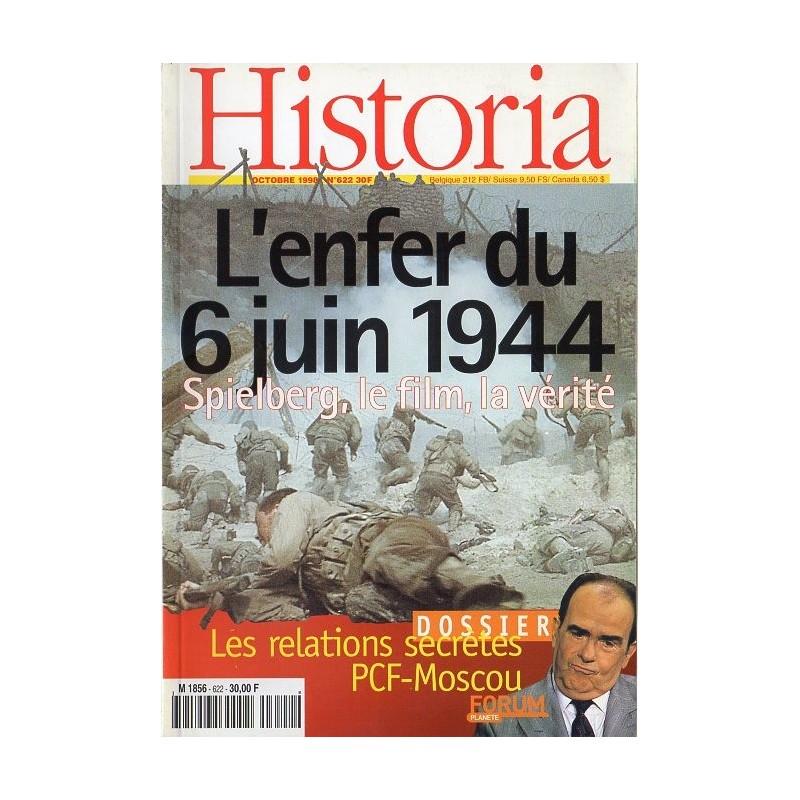 Historia n° 622 - L'enfer du 6 juin 1944 - Spielberg : le film, la vérité