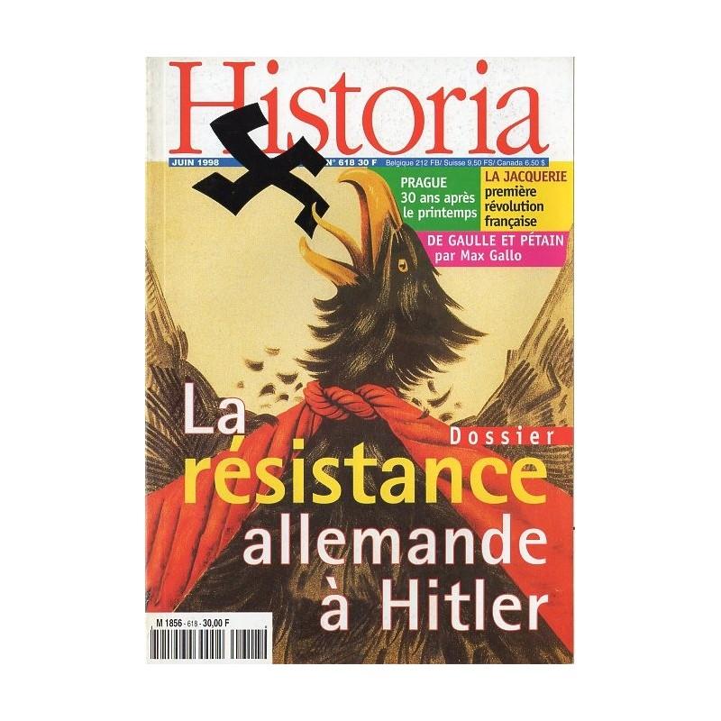 Historia n° 618 - La résistance allemande à Hitler