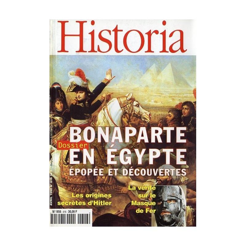 Historia n° 616 - Bonaparte en Égypte, épopée et découvertes