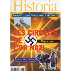 Historia n° 609 - Les circuits de l'Or Nazi