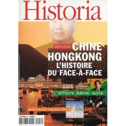 Historia n° 607 - Chine Hong Kong, l'histoire du face-à-face