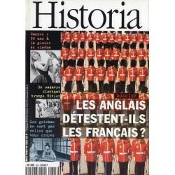 Historia n° 605 - Les Anglais détestent-ils les Français ?