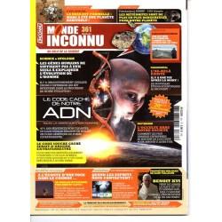 Monde Inconnu n° 361 - Le...