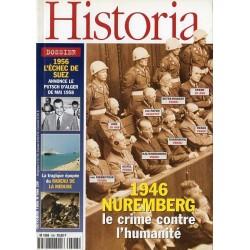 Historia n° 598 - 1946 Nuremberg, le crime contre l'humanité