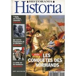 Historia n° 584 - Les Conquêtes des Normands