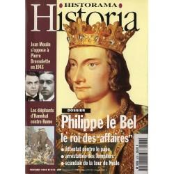 """Historia n° 578 - Philippe le Bel, le roi des """"affaires"""""""
