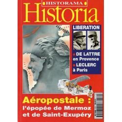 Historia n° 572 - Aéropostale : l'épopée de Mermoz et de Saint-Exupéry