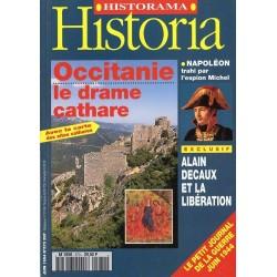 Historia n° 570 - Occitanie, le drame Cathare
