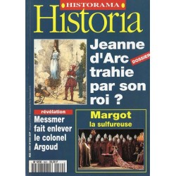 Historia n° 569 - Jeanne d'Arc trahie par son roi ?