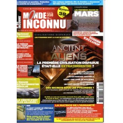 Monde Inconnu n° 358 -...