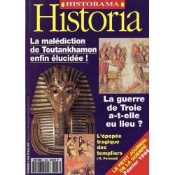 Historia n° 566 - La Guerre de Troie a-t-elle eu lieu ?