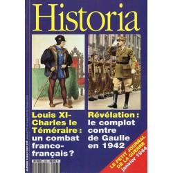 Historia n° 565 - Louis XI - Charles le Téméraire : un combat franco-français ?