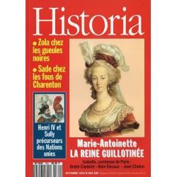 Historia n° 562 - Marie-Antoinette, la Reine guillotinée