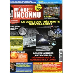 Monde Inconnu n° 357 -...