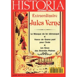 Historia n° 552 - Extraordinaire Jules Verne