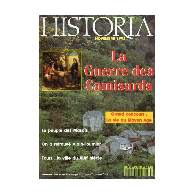 Historia n° 551 - La Guerre des Camisards