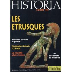 Historia n° 550 - Les Etrusques