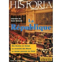 Historia n° 549 - La République