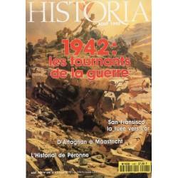 Historia n° 548 - 1942 : les tournants de la guerre