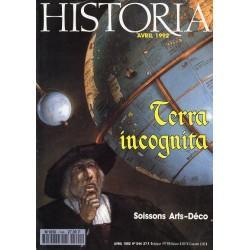 Historia n° 544 - Terra Incognita