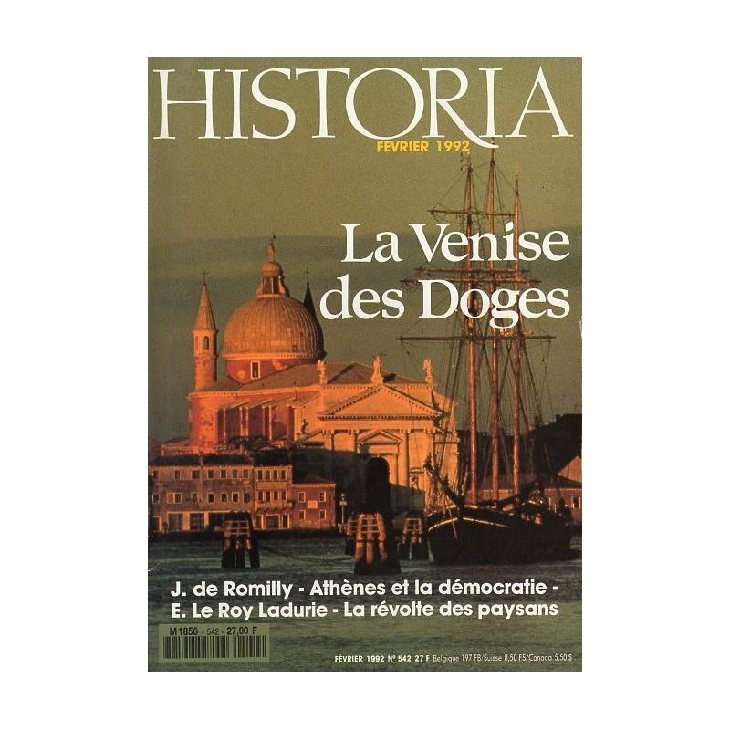 Historia n° 542 - La Venise des Doges