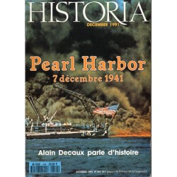 Historia n° 540 - Pearl Harbor, 7 décembre 1941