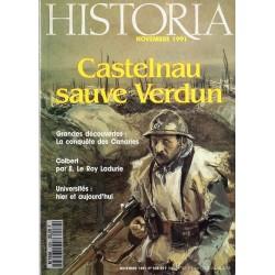 Historia n° 539 - Castelnau sauve Verdun