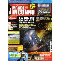 Monde Inconnu n° 355 - La...
