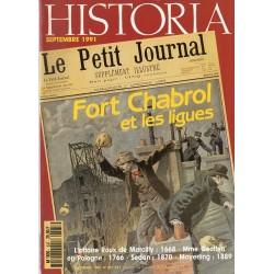 Historia n° 537 - Fort Chabrol et les ligues