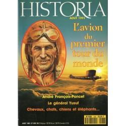 Historia n° 536 - L'avion du premier tour du Monde